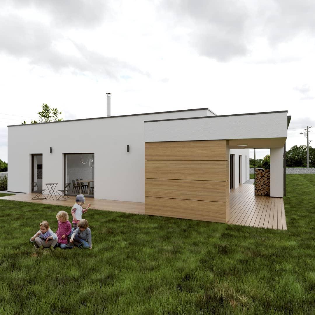 Projekt dom Bánovce