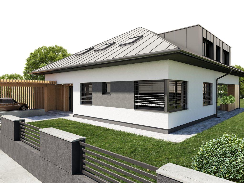 Projekt rodinného domu Orava