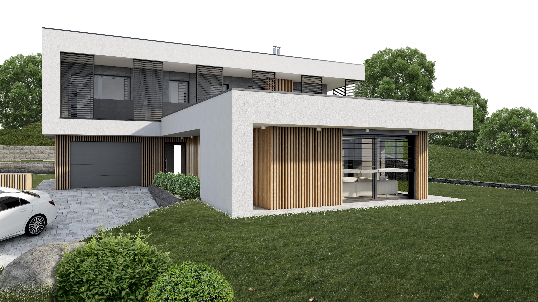 projekt-domu-dolny kubin